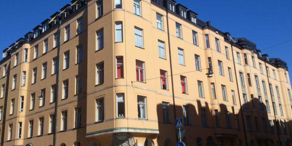 Fönsterrenovering i Stockholm