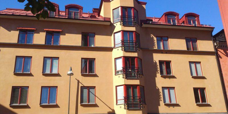 Fönsterrenovering i Centrala Stockholm
