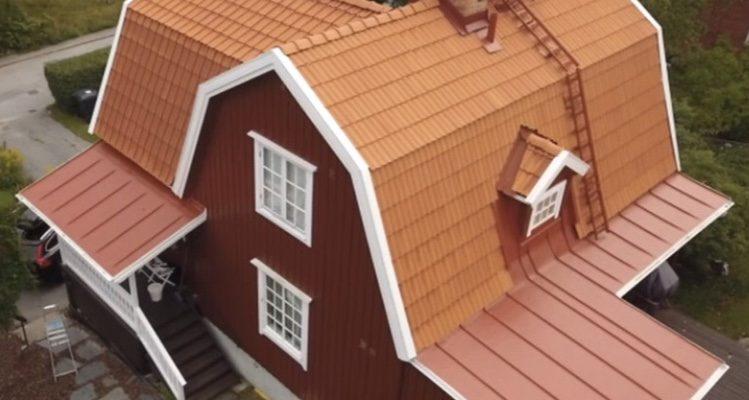 Takläggare Enskede - Munksundsgatan 14